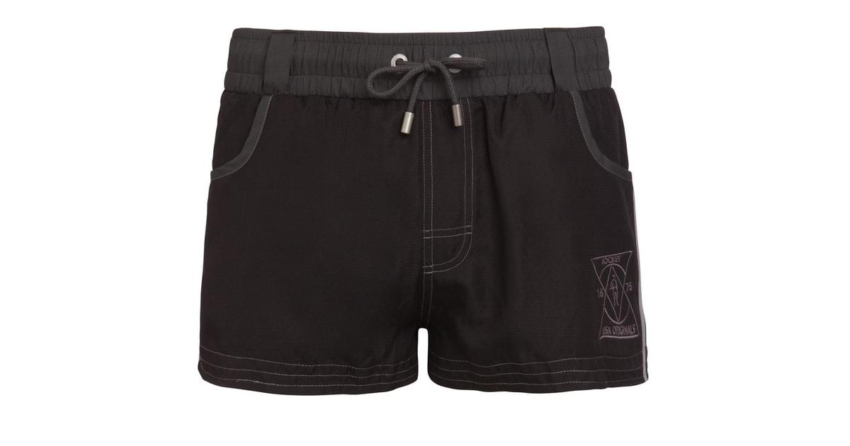 SARONES.cz - Pánské plavky JOCKEY Athletic Short 60624 černé - JOCKEY -  šortky a delší plavky - Plavky b079ff12d7