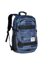 Studentský batoh Chiemsee Hyper backpack S17 Keen Blue