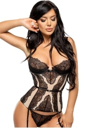 Erotický korzet Beauty Night Ravenna corset