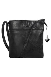 Elegantní kabelka LYLEE April Crossover Bag Black