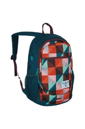 Studentský batoh Chiemsee Techpack two backpack Magic triangle