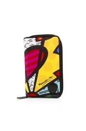 Peněženka Heys Britto Passport Wallet A New Day Medium
