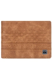 Peněženka Quiksilver Everyday Stripe Wallet II Tobacco Brown EQYAA03640-CMK0