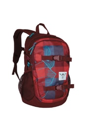 Studentský batoh Chiemsee School backpack S17 Checks Floral