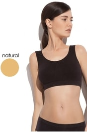Fitness top GATTA 3k612 natural