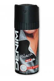 DENIM Black - deodorant ve spreji
