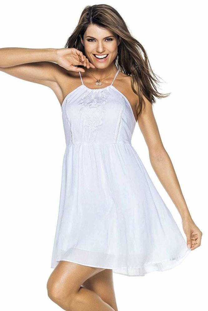 SARONES.cz - Dámské šaty PHAX Color Mix 11810037 bílé - PHAX - Šaty ... eeafe542c2