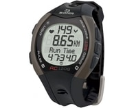 Unisex hodinky Sigma Sporttester RC 1209 Black