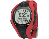 Unisex hodinky Sigma Sporttester RC 1209 Red