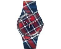 Unisex hodinky Swatch Color Kilt SUON109