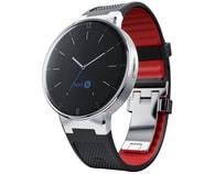 Unisex hodinky Alcatel Onetouch Watch SM02 Black/Dark Red