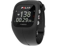 Unisex hodinky Polar A300 HR Black