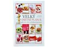 Velký dietní plán II. aneb jezte chytře od ledna do prosince (Jana Vašáková, Petra Lamschová)