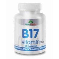 Vitamín B17 MAX 500 mg 60 tob.