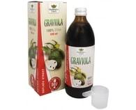 Graviola - 100% šťáva z gravioly 500 ml