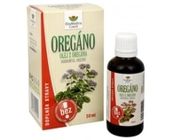 Oregáno (Dobromysl obecná) - olej 50 ml