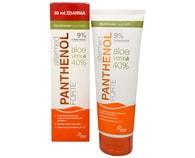 Panthenol forte 9% tělové mléko s Aloe vera 200 ml + 30 ml ZDARMA