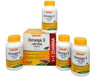 Walmark Omega 3 rybí olej FORTE 120 tob. + 120 tob. ZDARMA