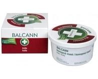 Balcann - konopná mast na kůži 80 ml