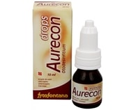 Aurecon ušní kapky 10 ml