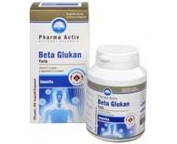 Beta Glukan Forte s vitamínem C a zinkem 60 kapslí