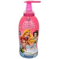 Koupelový a sprchový gel pro děti Princess 1000 ml