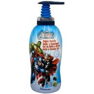 Koupelový a sprchový gel pro děti Avengers 1000 ml