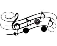 Nástěnné hodiny Clocker Symphony