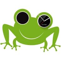 Nástěnné hodiny Clocker Frog