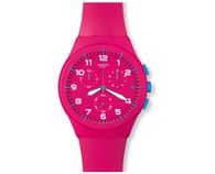 Dámské hodinky SWATCH PINK FRAME SUSR401