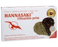 Hannasaki Ultraslim Prim - směs zeleného a červeného čaje 75 g