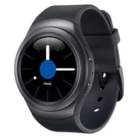 Unisex hodinky Samsung R720 Gear S2 Black