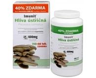 Imunit Hlíva ústřičná 150 tob. + 60 tob. ZDARMA