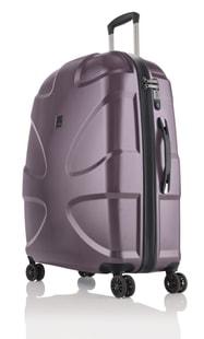 Cestovní kufr Titan X2 Shark Skin M+ Maroon