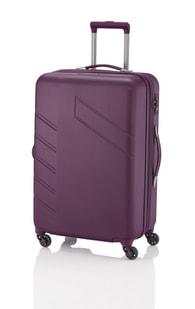 Cestovní kufr malý Travelite Tourer 4w M Berry expandable