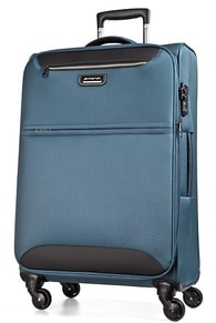 Cestovní kufr March Flybird M Omega blue