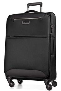 Cestovní kufr March Flybird M Black