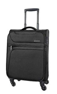 Cestovní kufr malý March Focus S Black