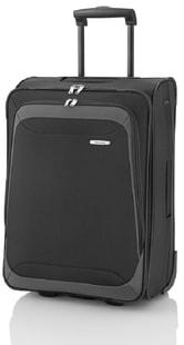 Cestovní kufr Travelite Portofino 2w L Black