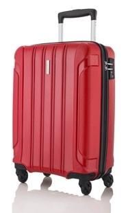 Cestovní kufr malý Travelite Colosso S Red