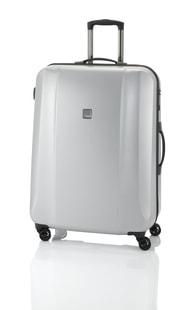Cestovní kufr Titan Xenon Deluxe L Silver