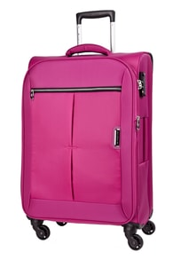 Cestovní kufr March Quash M Fuchsia