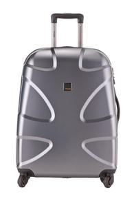 Cestovní kufr Titan X2 Shark Skin M+ Gun Metal
