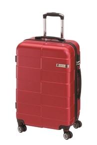 Cestovní kufr Check.In Berlin M Red