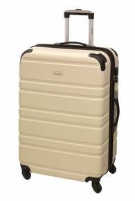 Cestovní kufr malý Check.In Bern S Beige
