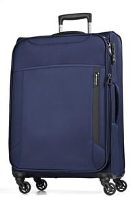 Cestovní kufr March Cloud L Navy blue