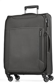 Cestovní kufr March Cloud M Black