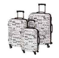 Cestovní kufr malý Check.In Cosmo S White