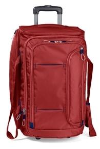 Cestovní kufr malý March Go-Go Bag S Red