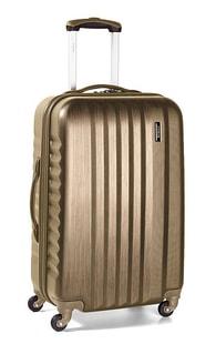 Cestovní kufr malý March Ribbon S Gold brushed